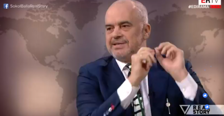 Summary of Insults Used by Albanian Prime Minister Edi Rama against Journalists and Media