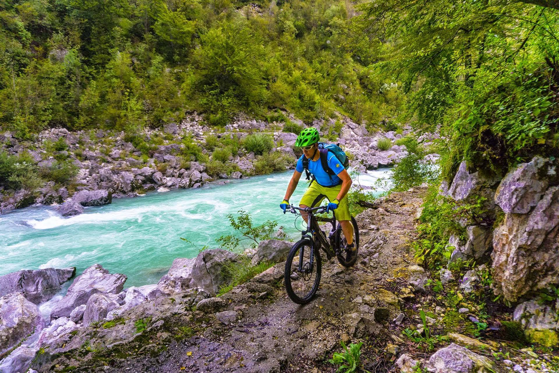 Bike Trail Connecting 8 Countries Will Pass Through Albania