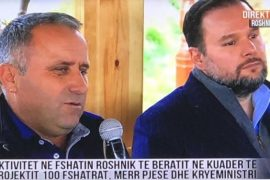 PM Rama Promotes Disgraced Deputy Minister of Education as Candidate for Mayor of Berat