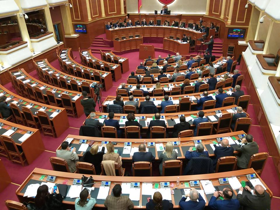 "Parliament ""Closes"" Draft Laws Proposed by Former Opposition MPs"
