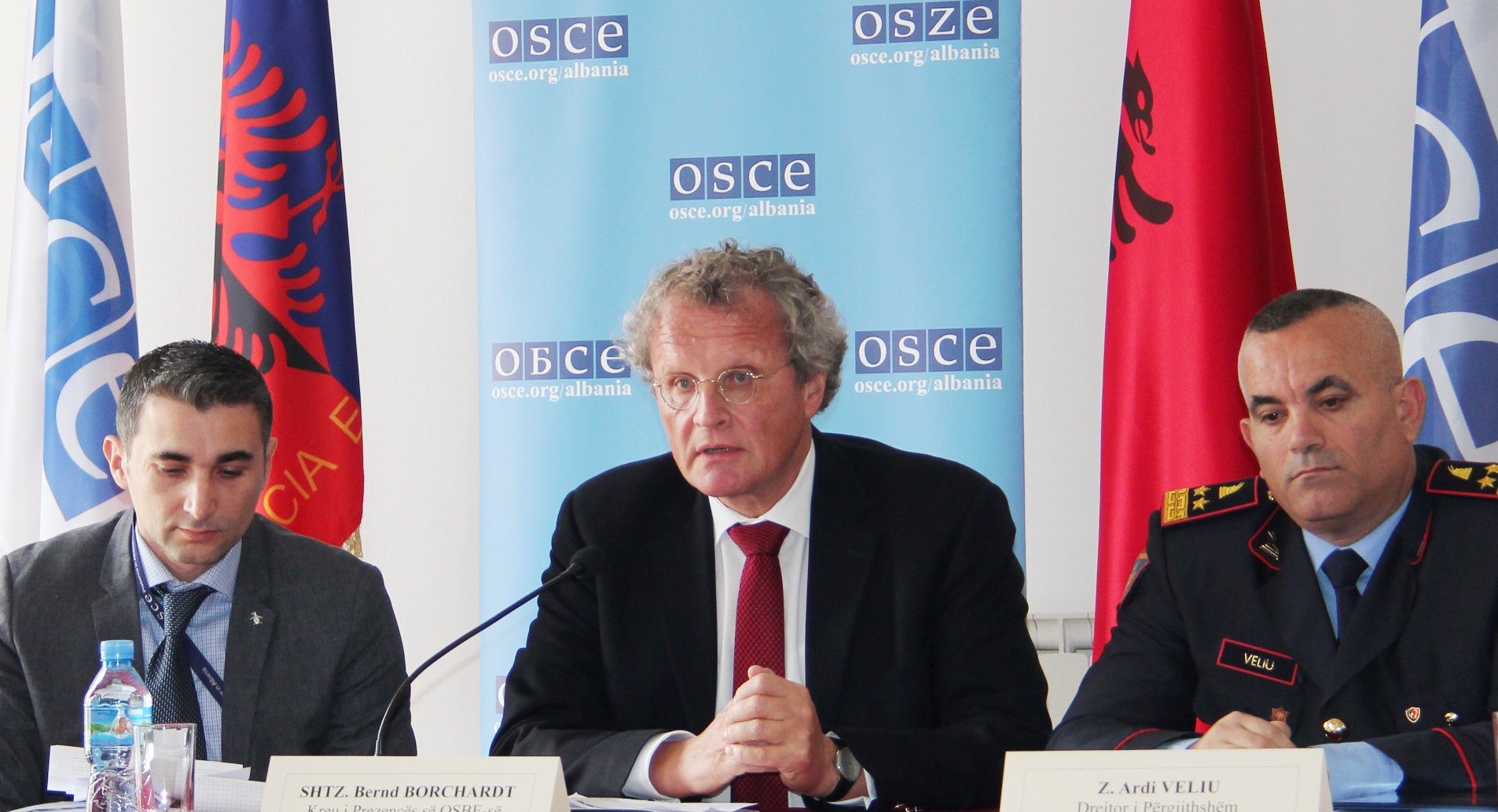 The Endless Presence of the OSCE