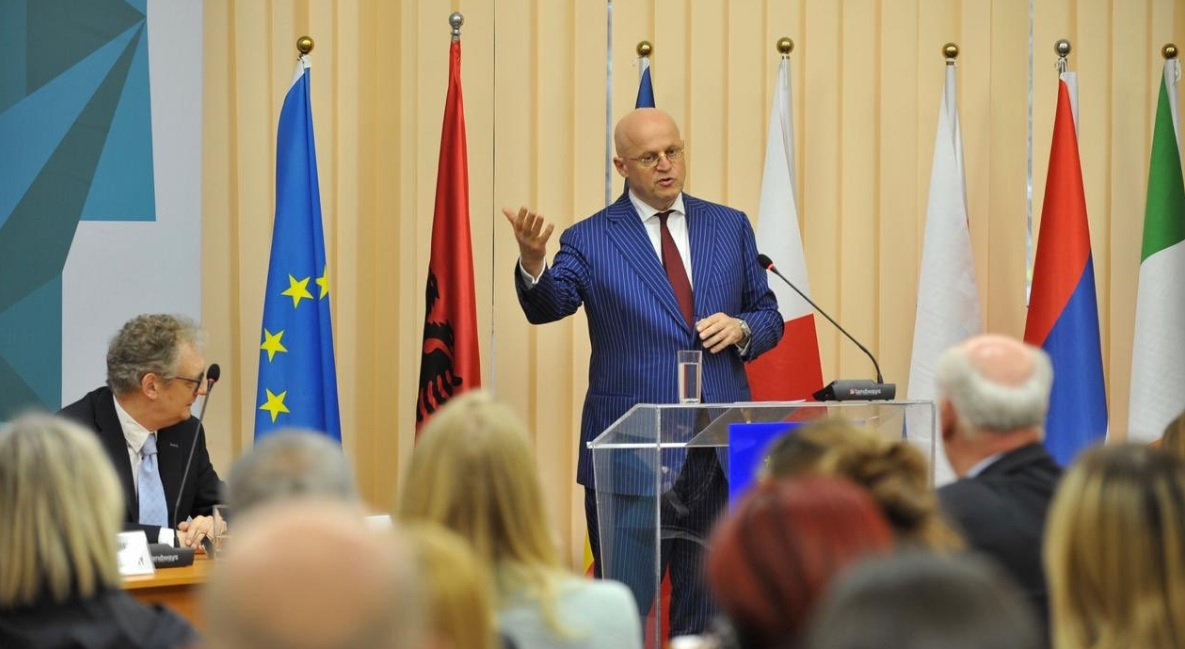 Dutch Minister of Justice Launches Collaboration with School of Magistrates
