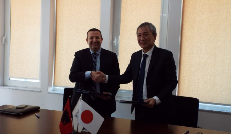 Japan Provides €155 Thousand for Infrastructure and Environment Improvement in Berat and Korça