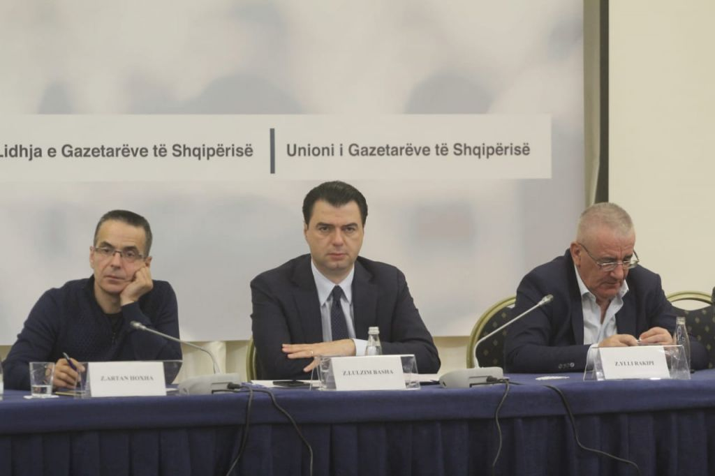 Journalists Raise Concerns Over Media Freedom in Albania