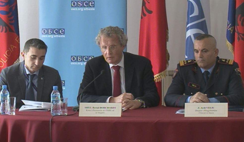 OSCE: Albania Police Will Be Reliable and Neutral on 2019 Local Elections