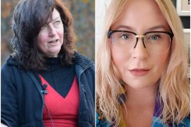 Two Foreign Women Have Been Targeted by Albanian Authorities for Protesting