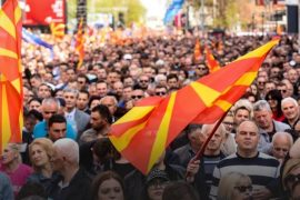 Albanian Vote Crucial in Electing Macedonian President in Runoff