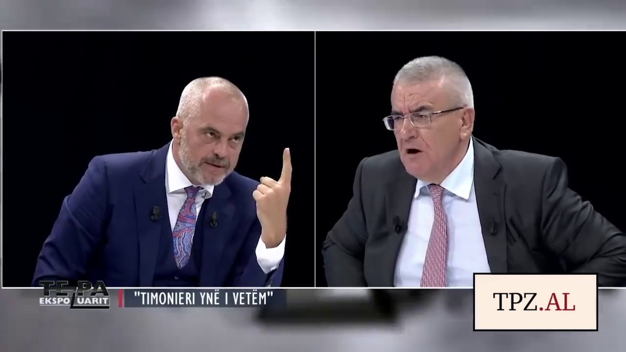 Albanian Journalist Sues Prime Minister Over Media Freedom Row