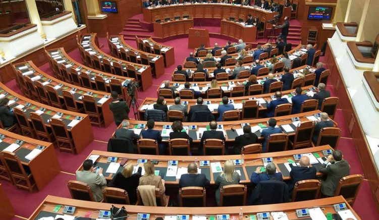 """""""New Opposition"""" MPs Form Two Parliamentary Groups"""