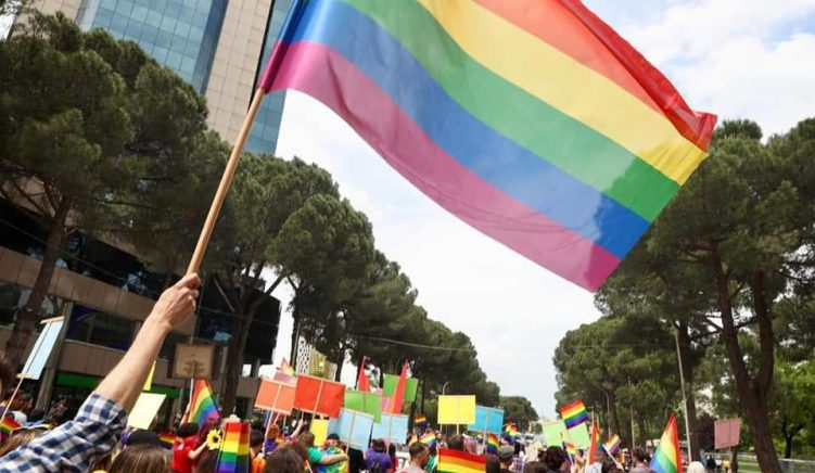 Tirana Pride Attracts Over 300 Attendees