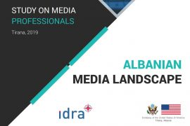 Albanian Government Pose Biggest Threat to Freedom of Expression, New Study States