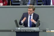 German MP Wadephul Not Optimistic about Start of EU Talks with Albania in 2020