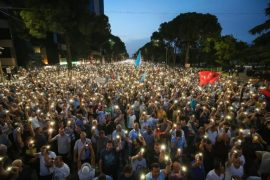 Albanians to Protest Today Demanding the Resignation of Prime Minister