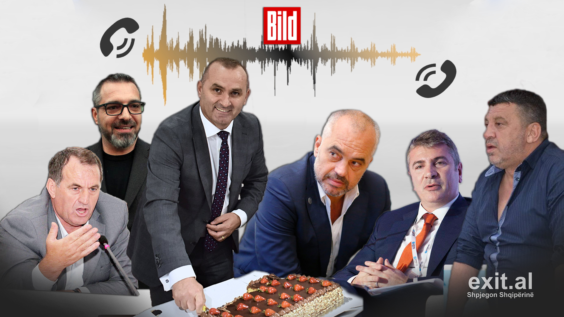 Albanian Electiongate: Wiretaps Reveal Collusion Between Crime Boss, Ministers, MPs and Police