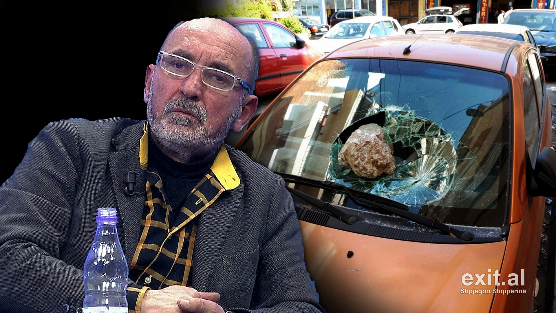 Journalist's Car Attacked, Police Accused of Misinformation