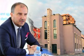 "EU Ambassador Soreca Ignores OSCE, Supports National Theater ""Tender"""