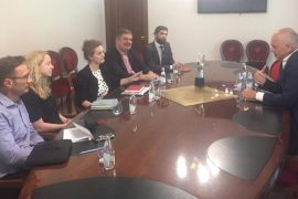 """Committee to Protect Journalists: Albania's media freedom is a """"worrying situation"""" under Rama"""