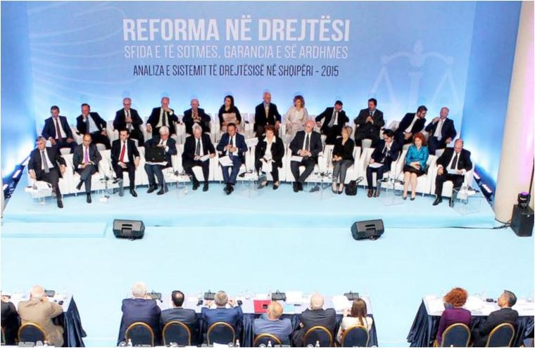 Rama: Justice Reform Responsibility of Internationals, PS Only at Their Disposal
