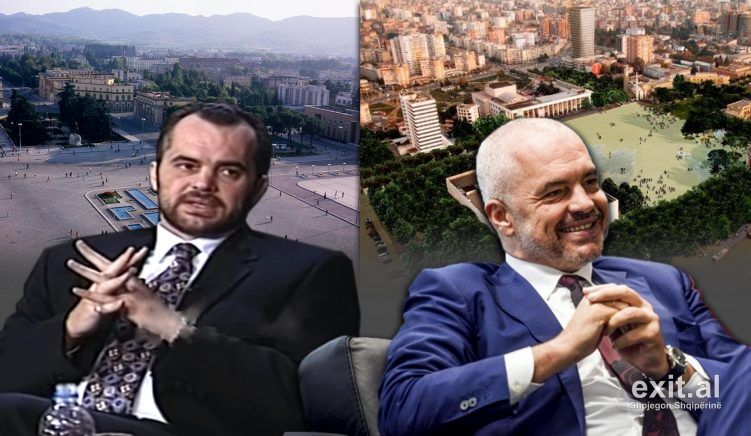 Edi Rama's Transformation: From Supporter of Preservation to Destroyer of Tirana's Historic Center