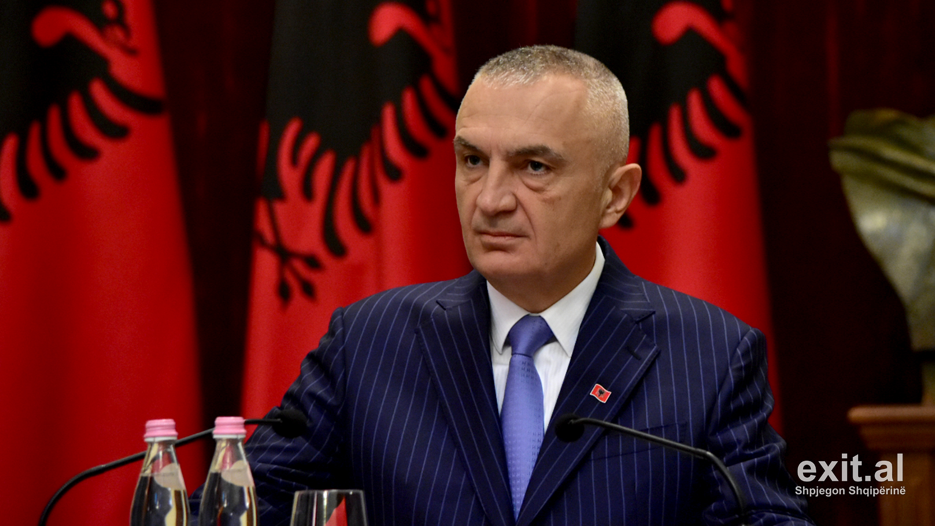 Albanian President Declares the OSCE Ambassador 'Unwelcome' in His Office