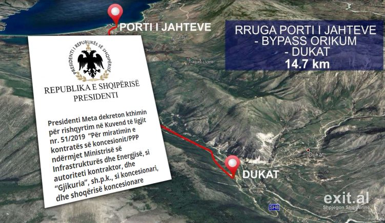 EBRD to Construct Vlora Road Eight Times Cheaper than Albanian Government