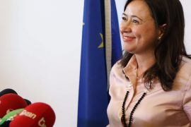 EC's Ruiz Calavera Praises Albanian Government's Achievements in EU Path