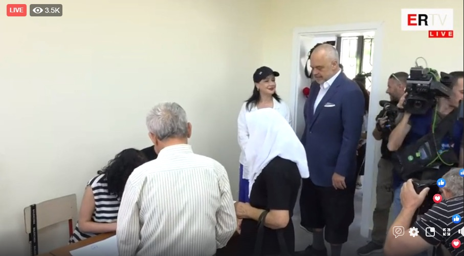 Albanian Helsinki Committee Reports Multiple Legal Violations during June 30 Elections
