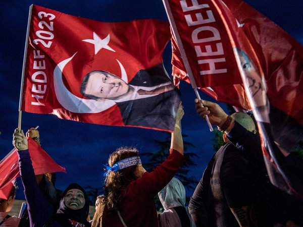 Turkish Government Remove Elected Opposition Mayors