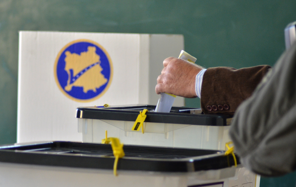 Kosovo Snap Parliamentary Elections on October 6