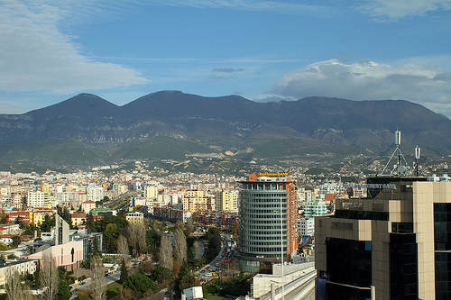 Tirana Suffers Powercuts and Week-Long Water Shortages