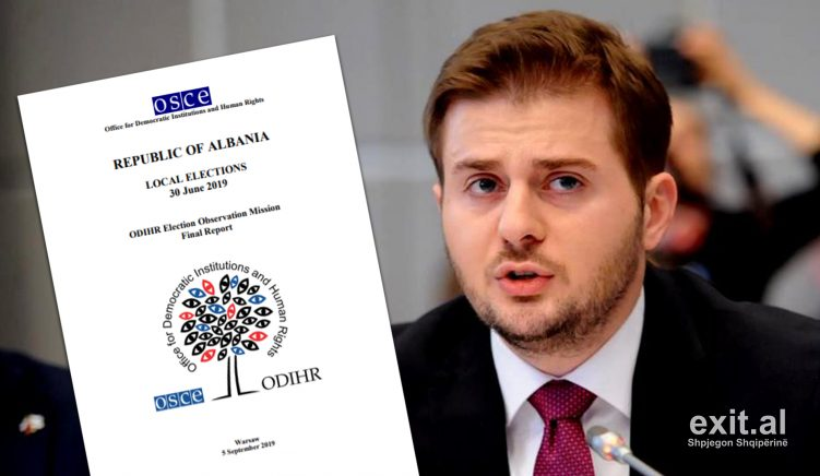 Albanian Government: Elections Legitimate, OSCE Report Critical of Opposition