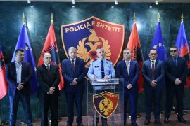 Chief of Police Thanks Albanians for Trusting the Police