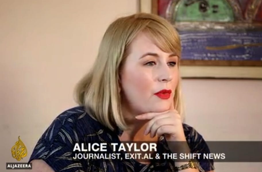 British Journalist Alice Taylor's Residence Permit Hearing Adjourned