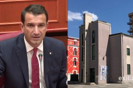 Mayor Veliaj: National Theater to Be Demolished, 'Rubbish Dump Area' in Exchange for a New Theater