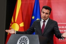 North Macedonian Parties Agree on Early Elections and Interim Government