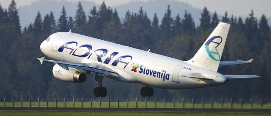 Slovenia's Adria Airways Goes Bankrupt