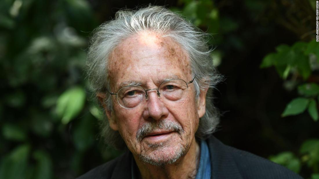 Widespread Outrage among Albanians as Genocide Denier Peter Handke Wins Nobel Prize in Literature