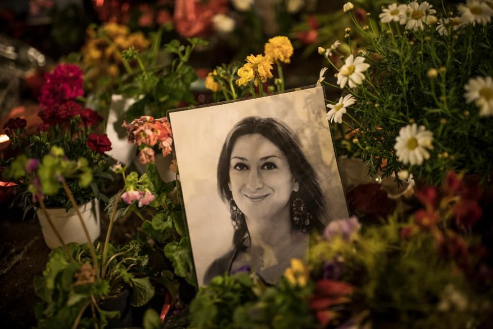 Daphne Caruana Galizia's Murder, Two Years On: 'The Situation Is Desperate'