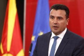 North Macedonia's Prime Minister Zaev Proposes Snap Election after EU Setback