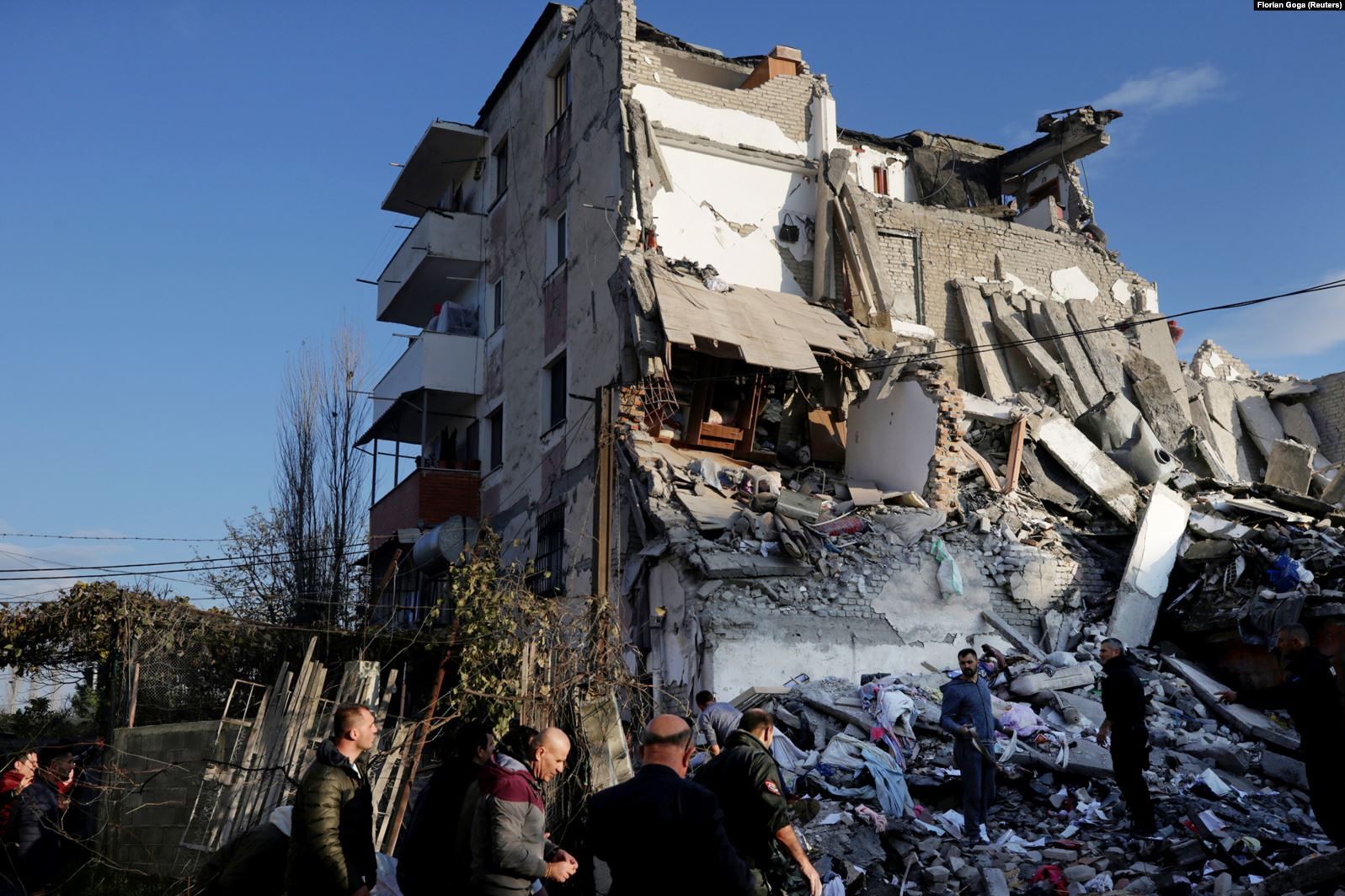 21 People Dead in Albania, As Earthquake Casualties Continue to Increase