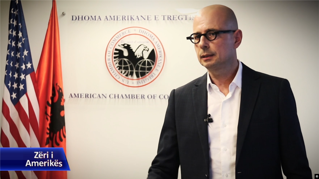 The President of the American Chamber of Commerce Blames Corruption for Lack of American Investors in Albania