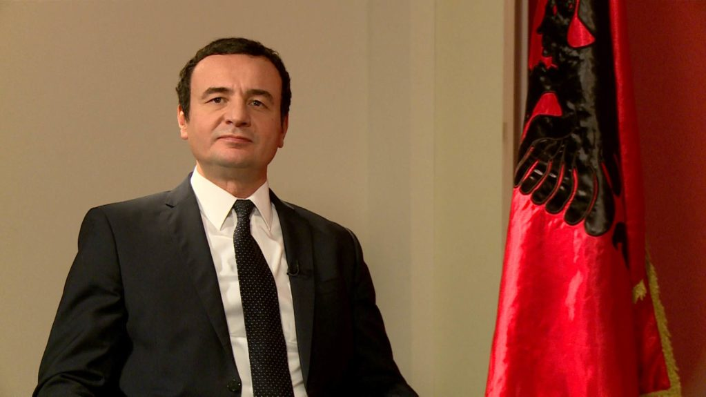 Albin Kurti: Mini-Schengen Meeting 'Unexpected', Albania Should Consult with Kosovo