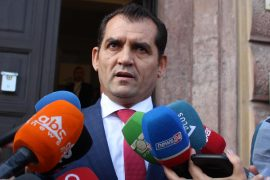 Muçi: Only Constitutional Court Can Decide My Dismissal