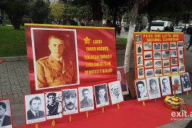Communists Honored on 75th Anniversary of Liberation of Tirana