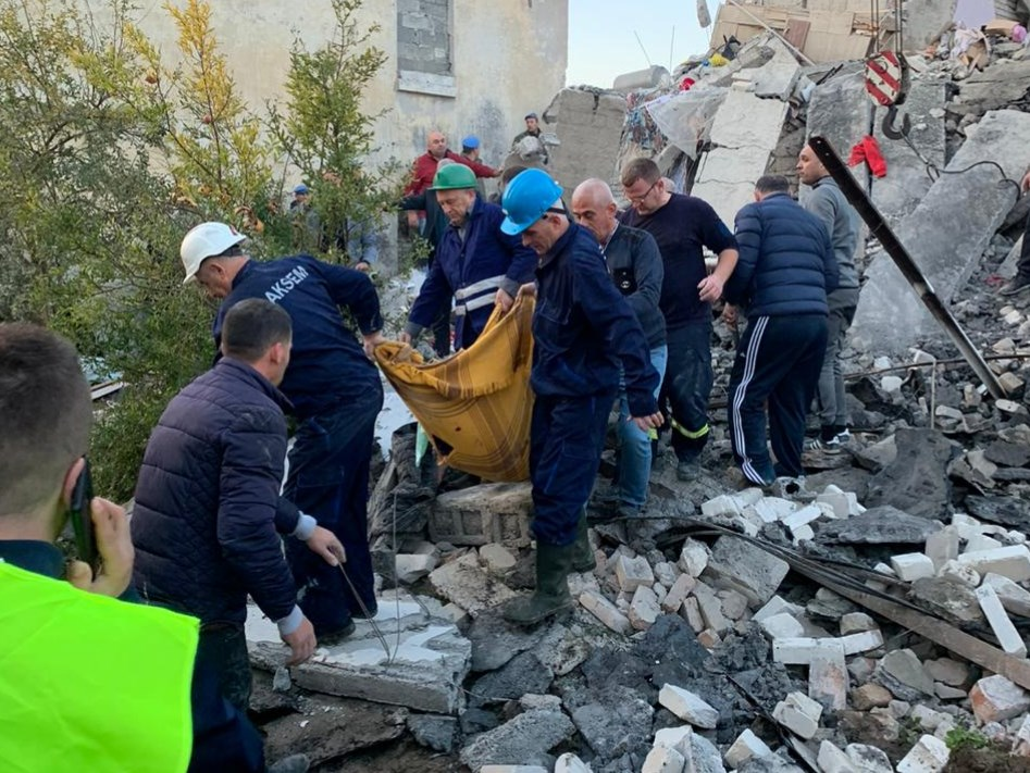 Albania natural disaster: Death toll rises to 46