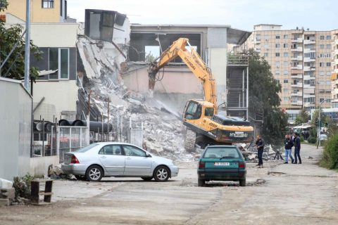 Albanian Ombudsman Calls on International Institutions to Intervene in House Demolitions