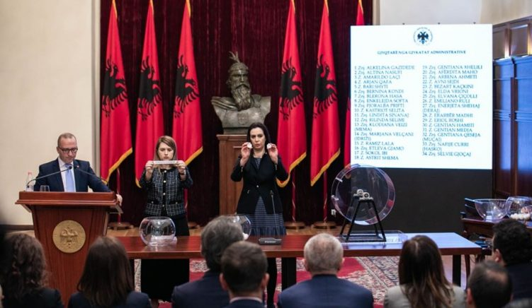 President Meta Holds Lottery to Elect New KED