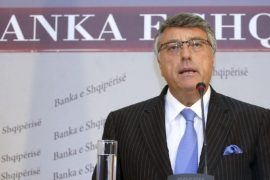 ECHR Demands Answers on Legitimacy of Dismissal of Albanian Central Bank Governor
