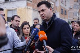 Albanian Opposition Supports Government Earthquake Relief Efforts
