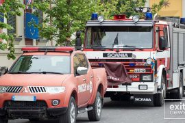 Tirana Municipality Purchased Four Old Fire Trucks without Competition, One Day after Earthquake